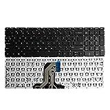 Zahara Laptop US Keyboard Black Replacement for HP Pavilion 15-ac178nr 15-ac187ca 15-ac027ds 15-ac151dx 15-ac156nr 15-ac161nr 15-ac163nr 15-ac178nr 15-ac020ds 15-ac020nr 15-ac023dx