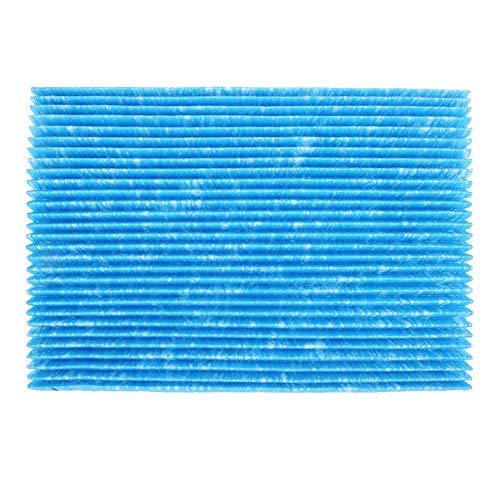 3 Pezzi Filtro purificatore d'Aria Parti Filtro Sostituzione Schermo Filtro Leggero Adatto per DaiKin MC70KMV2 MCK57LMV2 BAC006A4C