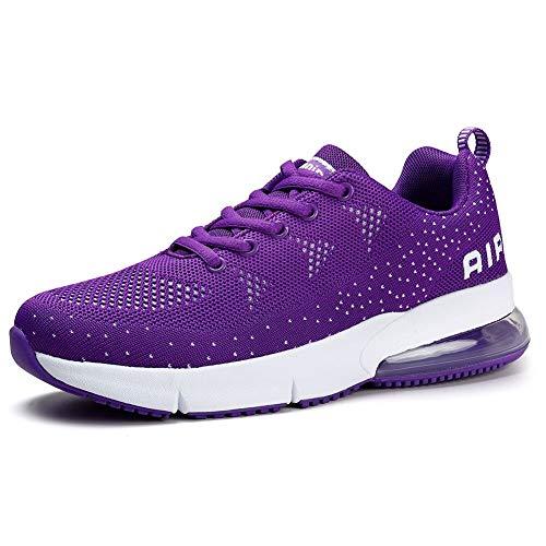 Zapatillas de Correr para Mujer con cojín de Aire