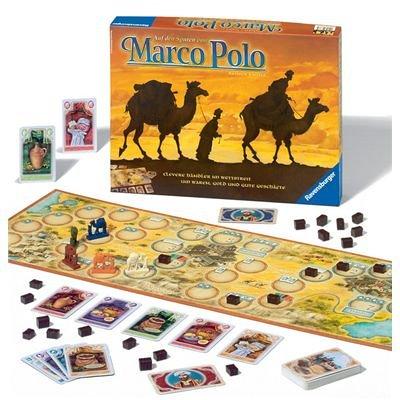 Ravensburger - Auf den Spuren von Marco Polo, Taktikspiel