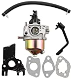 Carburetor + Intake Manifold w/Gasket for Generator Parts Power Equipment 3000 3500 4000 Watt 196cc OHV Engine
