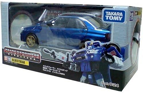 promociones de equipo TRANSFORMERS Binaltech BT19 azul Streak feat. feat. feat. SUBARU IMPREZA WRX (japan import)  promociones de descuento