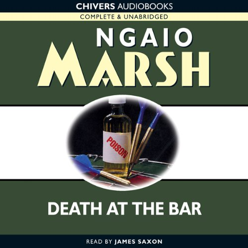 Death at the Bar cover art