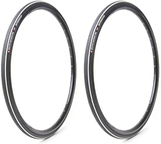 Hutchinson Intensive 2 Hardskin Road Clincher Bicycle Tires, 2-Pack (700cm x 28): Recommended for Training and Long Distance Bike Riding in All Conditions