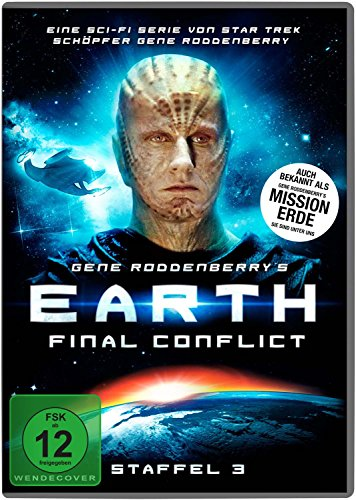 Earth: Final Conflict - Staffel 3 [6 DVDs]