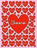 ZARA: All Events Customized Name Gift for Zara, Love Present for Zara Personalized Name, Cute Zara Gift for Birthdays, Zara Appreciation, Zara Valentine - Blank Lined Zara Notebook (Zara Journal)