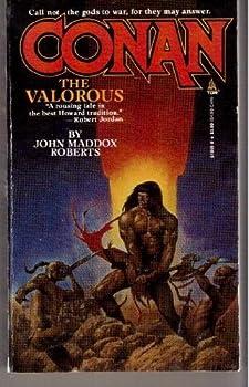 Conan The Valorous (Conan) - Book  of the Conan the Barbarian