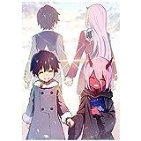 Chutoral DARLING in the FRANXX Anime-Poster Manga Wandkunst