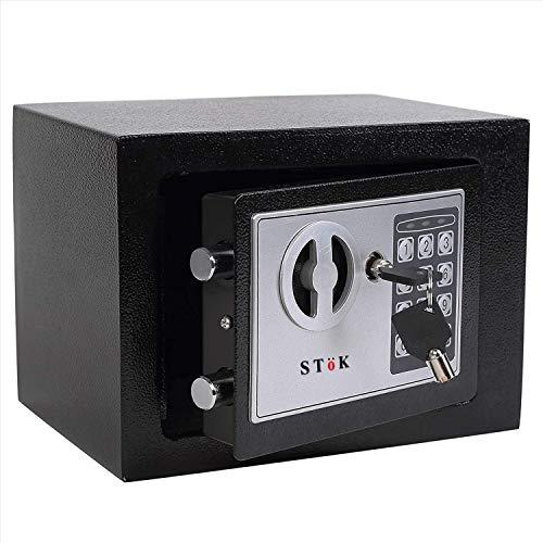 SToK Small Electronic Safe Locker