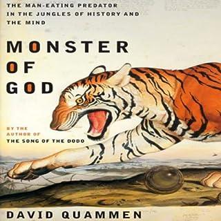 Monster of God cover art