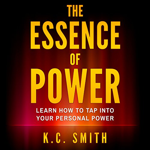 The Essence of Power audiobook cover art