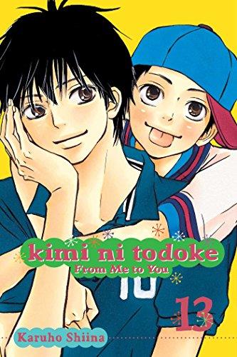 Kimi Ni Todoke: From Me to You, Volume 13