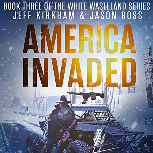 America Invaded cover art