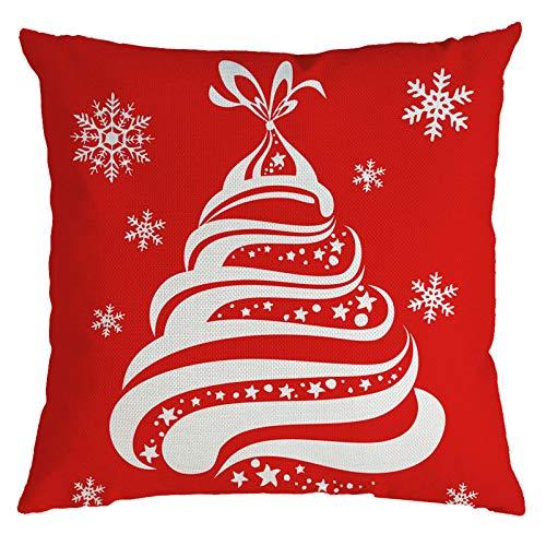 Weihnachten Kissenbezug Weihnachtsdeko Black Friday 2020 Weihnachts Dekorative...