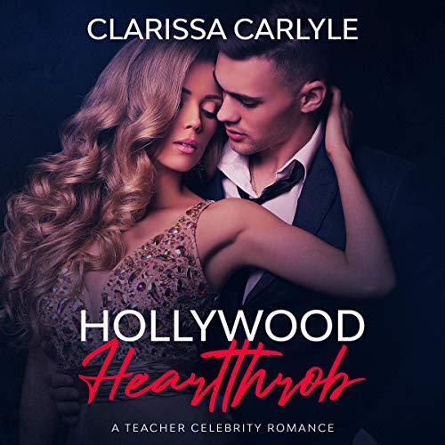 Hollywood Heartthrob audiobook cover art