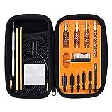 Best Handgun Cleaning Kits - Raiseek Handgun Cleaning kit .22.357.38,9mm.45 Caliber Pistol Cleaning Review