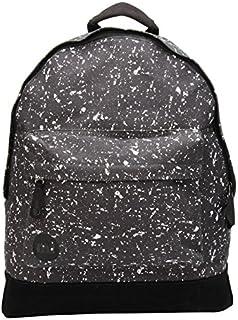 Premium Backpack Mochila Tipo Casual, 41 cm, 17 litros, Splattered B/W