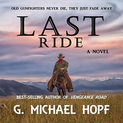 Last Ride cover art
