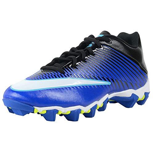 Nike Vapor Shark 2 Racer Blue/Black/Omega Blue/White Mens Cleated Shoes,12 D(M) US