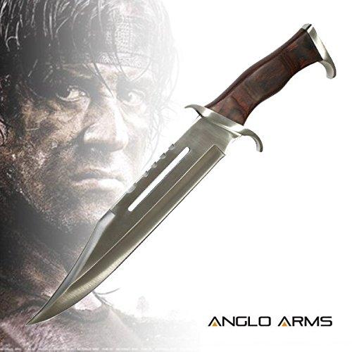 Jagdmesser Outdoormesser in der Art von Rambo III