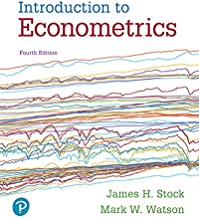 Introduction to Econometrics (4th Edition) (Pearson Series in Economics)