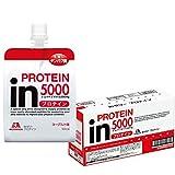 inゼリー プロテイン ヨーグルト味 (180g×6個) 手軽にタンパク質 10秒チャージ ホエイペプチド5,000mg配合 クエン酸1,000mg配合