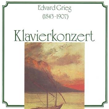 Edvard Grieg: Konzert für Klavier und Orchester in A Minor, op. 16 - Peer Gynt-Suite, Nr. 1, op. 46 - Aus Holbergs Zeit, Suite in G Major, op. 40