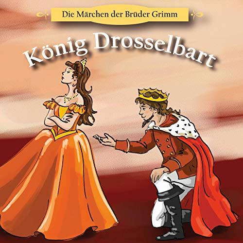 Couverture de König Drosselbart