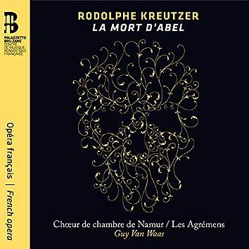 Rodolphe Kreutzer: La mort d'Abel