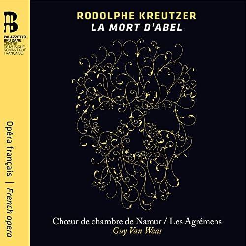 Les Agrémens, Guy van Waas & Chœur de Chambre de Namur