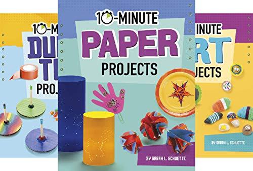 10-Minute Makers (10 Book Series)