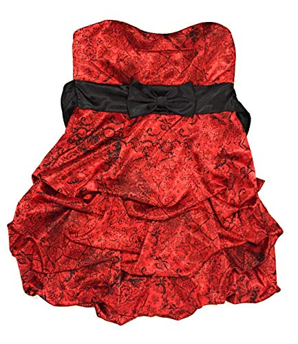 Ruby Rox Junior Social StraplessDress