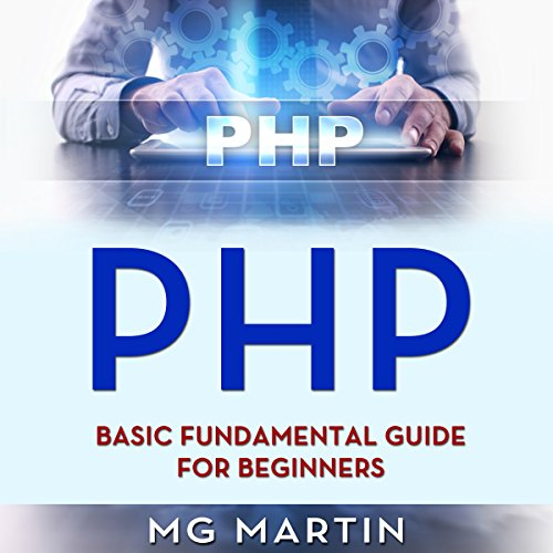 PHP audiobook cover art