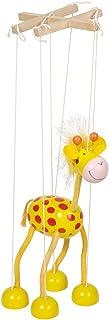 Goki - 2040608 - Marionnette À Mains - Girafe