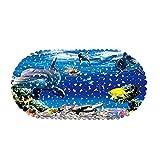 NZNZ Material bajo el Agua Matera de baño Matera de baño Mat Fotografía Apartaes Antideslizantes Mat de succión Impermeable Matera (Color : 2, Specification : 35x70cm)