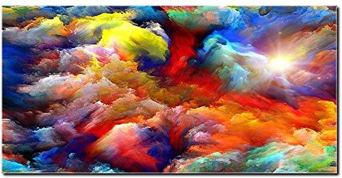 DINGDONG ART Pintura De La Lona 30x50cm Sin Marco Impresiones Obra de Arte Modular Pigmento Colorido hogar Decorativo Arte de Pared Cartel único