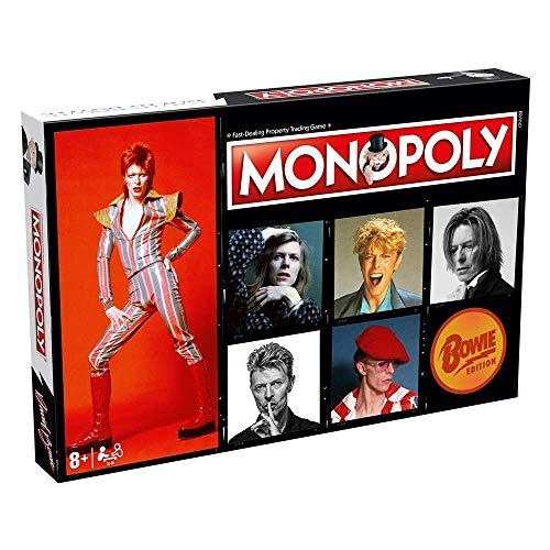 David Bowie Monopoly juego de mesa