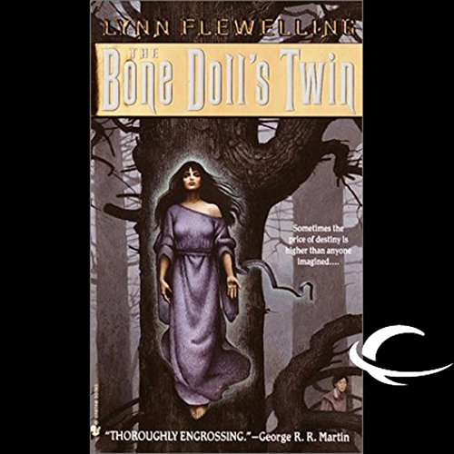 The Bone Doll's Twin audiobook cover art