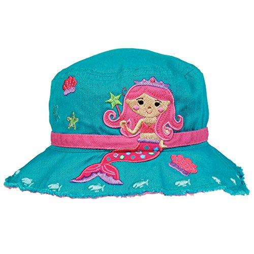 Stephen Joseph Bucket Hat, Mermaid,One Size
