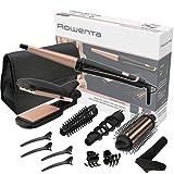 Rowenta Multistyler Infinitos Looks 14 en 1 CF4231 plancha pelo y rizador pelo, tenacillas, rizador...