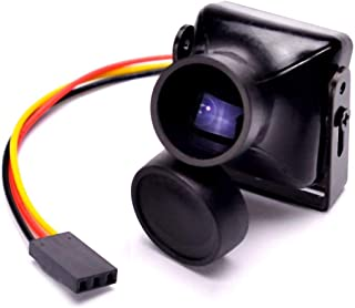 HD 1200TVL FPV Camera CMOS NTSC 2.8mm Lens Mini CCTV Security Video Camera for FPV Quadcopter ZMR250