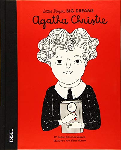 Agatha Christie: Little People, Big Dreams. Deutsche Ausgabe
