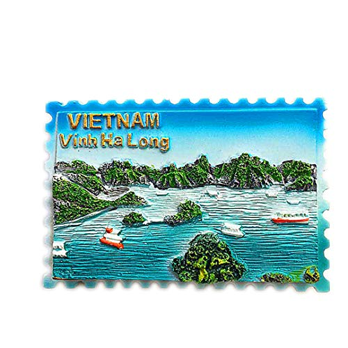 Hqiyaols Souvenir Guilin en el mar Bahía de Halong Vietnam ...