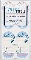 Milk Labels (120 labels for breast milk storage) by milk it