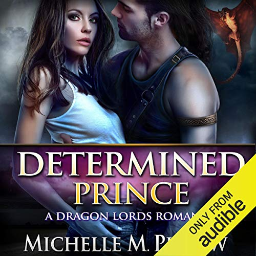 Determined Prince  By  cover art