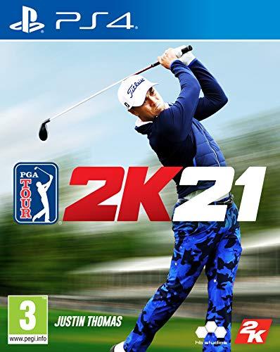 PGA Tour 2K21 - PlayStation 4 [Edizione: Regno Unito]
