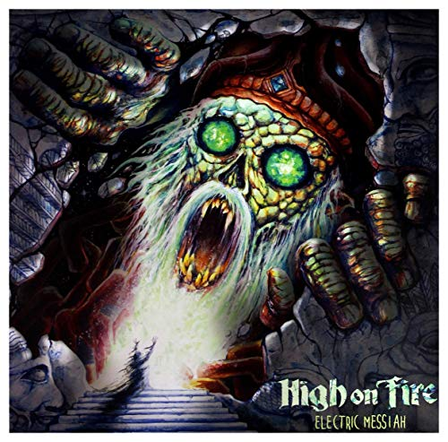 HIGH ON FIRE - ELECTRIC MESSIAH : COLOURED VINYL (2LP)