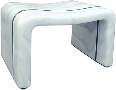 シンカテック 角型 風呂椅子 MX Esperance ホワイト