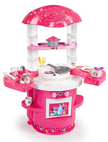 Smoby 310707- Disney Princess First Kitchen - Cucina...
