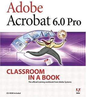 Adobe Acrobat 6.0 Pro Classroom in a Book